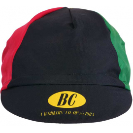 Tricolour 4 Panel Cap