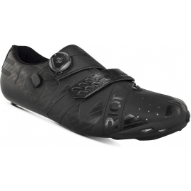 RIOT + BOA CYCLING SHOE BLACK / BLACK