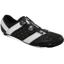 VAYPOR + CYCLING SHOE BLACK / WHITE WIDE