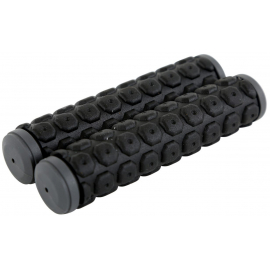 Dual Density Grips 130mm Black