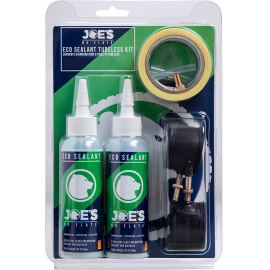 Joe's No Flats Eco Sealant Tubeless Conversion Kit - All Mountain AV
