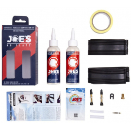 Joe's No Flats Super Sealant Universal Tubeless Kit