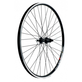 KX HybridDoublewall Q/R Cassette Wheel Rim Brake (Rear)