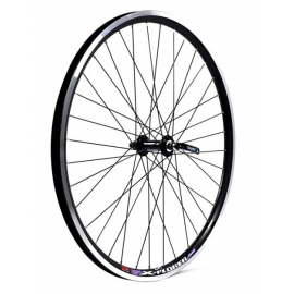 KX MTB650B Doublewall Q/R Wheel Rim Brake in Black (Front)