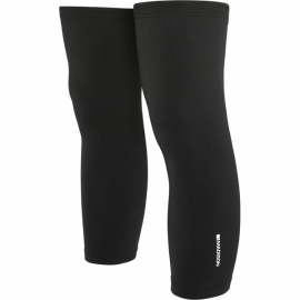 Isoler Thermal knee warmers  black X-large