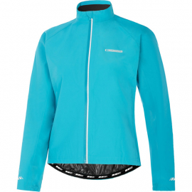 Keirin women's waterproof jacket  caribbean blue size 8