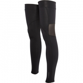 RoadRace Optimus Softshell leg warmers  black small