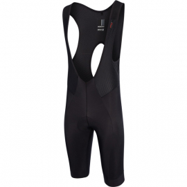 RoadRace Premio Thermal DWR men's bib shorts  black XX-large