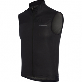 RoadRace Windtech men's gilet  black X-small