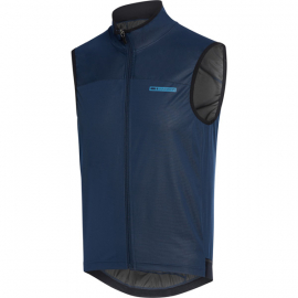 RoadRace Windtech men's gilet  ink navy X-small