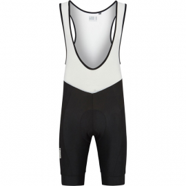 Sportive men's bib shorts  black XXX-large