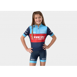 Trek Factory Racing XC Team Replica Kids' Bib Short