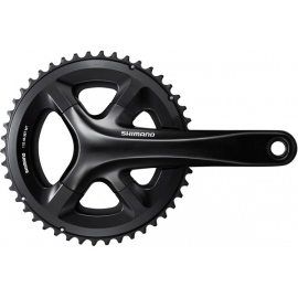 FC-RS510 double chainset  46 / 36T  for 135/142 mm axle  172.5 mm  black
