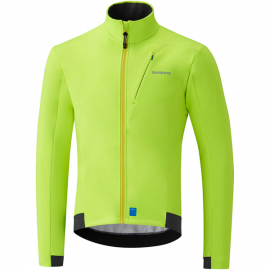 Men's Wind Jacket  Neon Yellow  Size XXXL