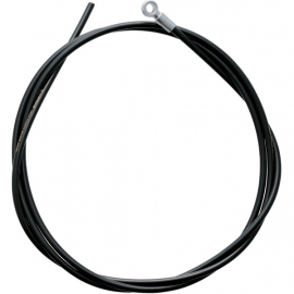 SM-BH90 hose for XT M8020 long banjo  front  1000 mm  black