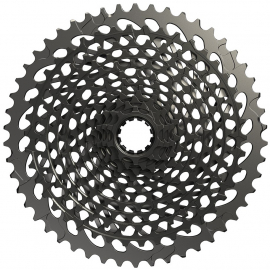 SRAM CASSETTE X01 EAGLE XG-1295 10-50 12 SPEED BLACK:12SPD 10-50T