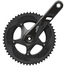 SRAM CRANK SET FORCE BB386 175 50-34 BEARINGS NOT INCLUDED:  175MM
