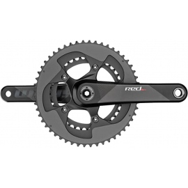 SRAM CRANK SET RED EXOGRAM BB386 172.5 50-34 BEARINGS NOT INCLUDED:  172.5MM