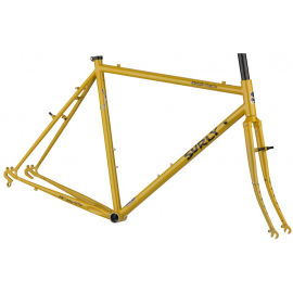 Cross Check Frameset - Mustard Yellow