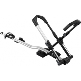 599 UpRide locking upright cycle carrier alu