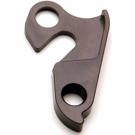 Replaceable derailleur hanger / dropout 38